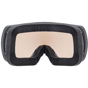UVEX Compact V Gafas, gris